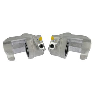 brake caliper set for front and rear axle