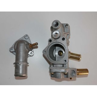 Thermostat housing 8 V Integrale cat version