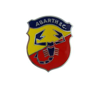 Emblem ABARTH 50 mm