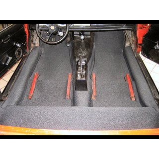 Carpet set 124 rally ABARTH