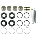 Brake cylinder repair kit rear Girling caliper